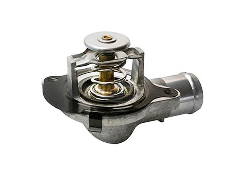 high quality OEM part car thermostat with housing 070121114 used for VW TRANSPORTER