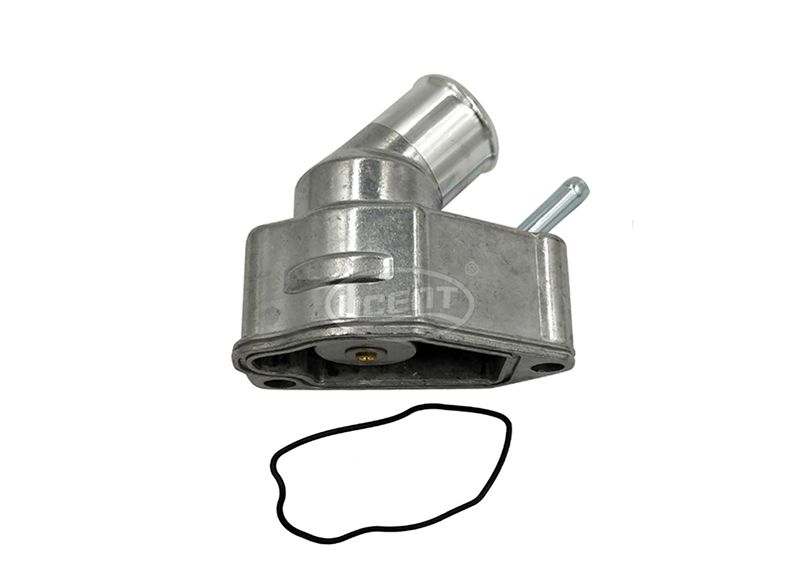 1338079 90501081 car engine Coolant Thermostat Assembly For OPEL ASTRA ZAFIRA