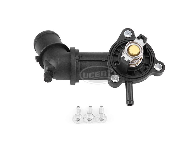 851117 1338027 55241963 auto spare parts thermostat housing assembly auto engine parts for opel