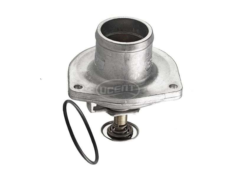 Engine Upper Coolant Thermostat Housing for Mercedes Benz 1192000015 1192030175