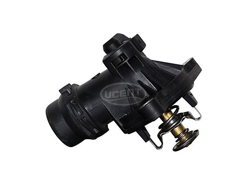 Engine Coolant Thermostat for BMW X1 X3 Z4 E91 E90 E87 E83 E81 E46 11537510959 Thermostat Housing Cover Assembly Auto parts