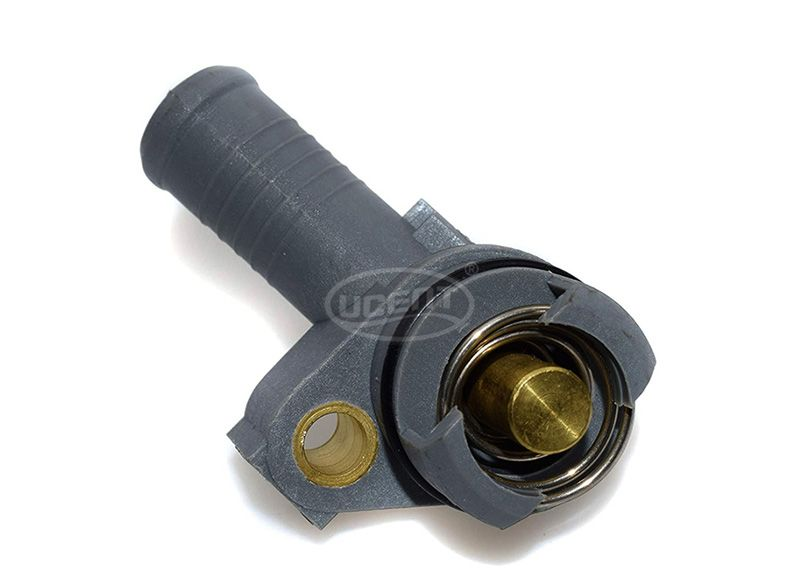 Car Thermostat Housing For Cooling System for FORD TRANSIT BOX 6C1Q6L635AB 1372333