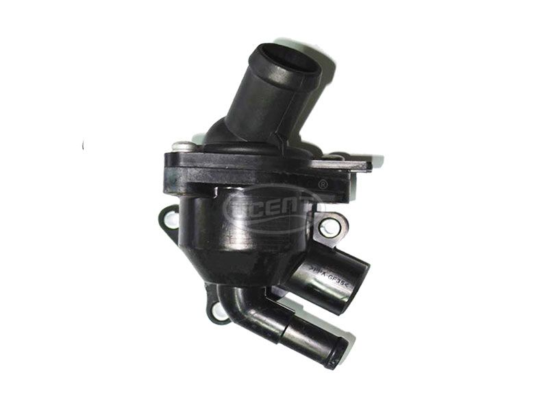 19301PNA003 auto spare parts car thermostat with plastic housing for HONDA STREAM