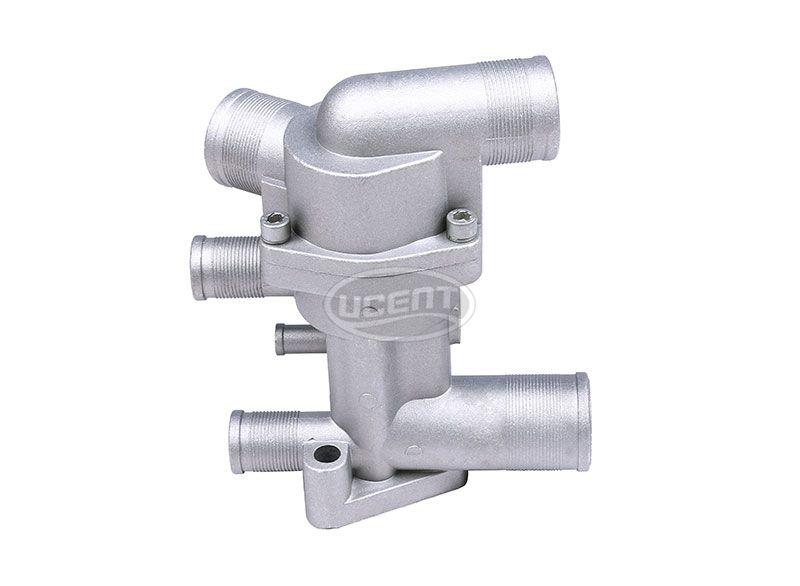 21082-1306010-11 Russia Market for LADA car engine Aluminum housing thermostat