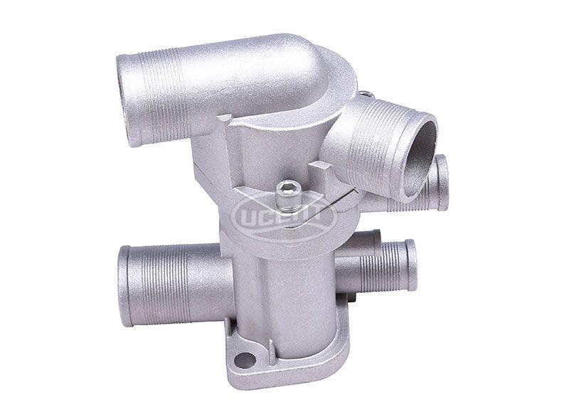 21082-1306010-10 for LADA VAZ Russia Market Car Aluminum housing Thermostat 21082-1306010-10