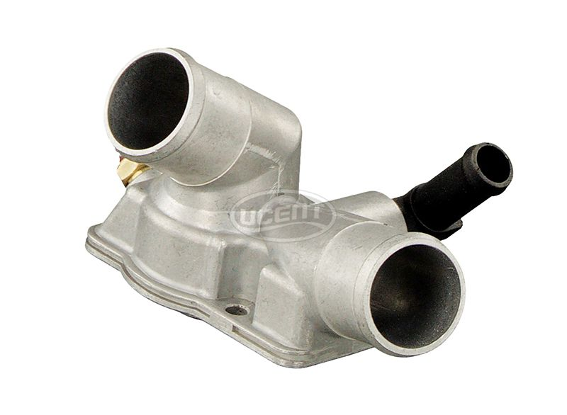 Car Engine Coolant Thermostat Housing FEBI For OPEL VAUXHALL Omega B Vectra 95-02 90529846 1338087