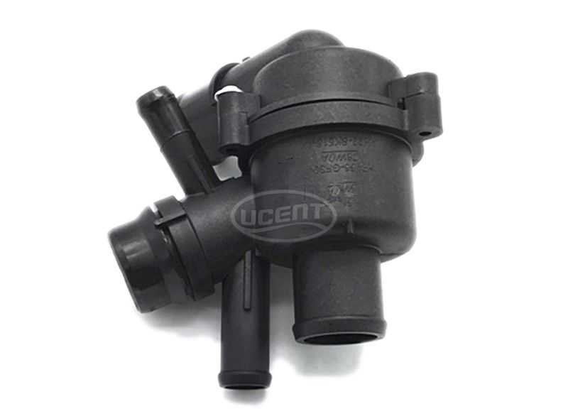 car engine coolant thermostat housing assembly for RANGE ROVER DISCOVERY LR033675 LR039254